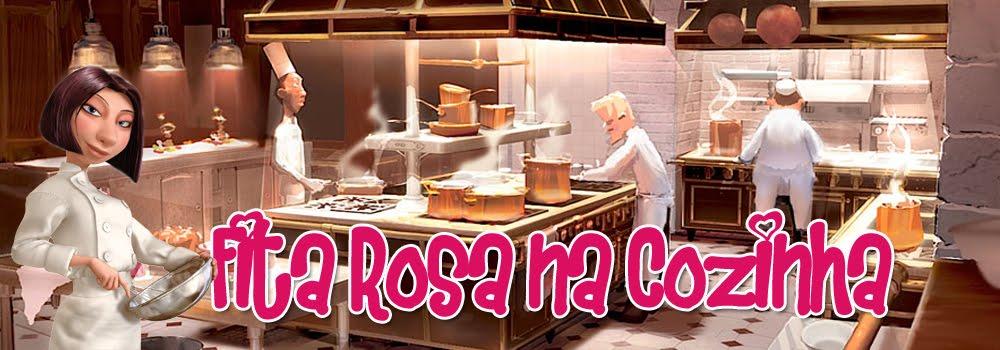 Fita Rosa na Cozinha