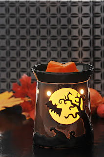 Scentsy Fright Night Halloween Holiday Warmer