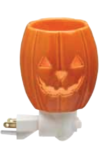 Scentsy Jack O' Lantern Plugin Plug-In Holiday Halloween Warmer