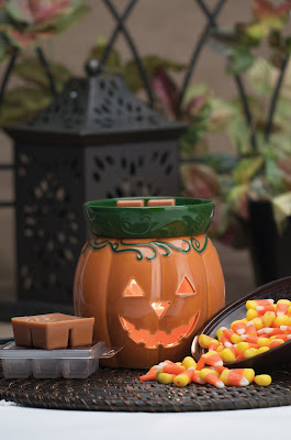 Buy Scentsy Jack O' Lantern Fullsize Warmer and other Holiday Warmers now