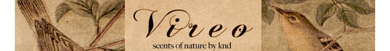 VIREO PERFUMES scents of nature by knd