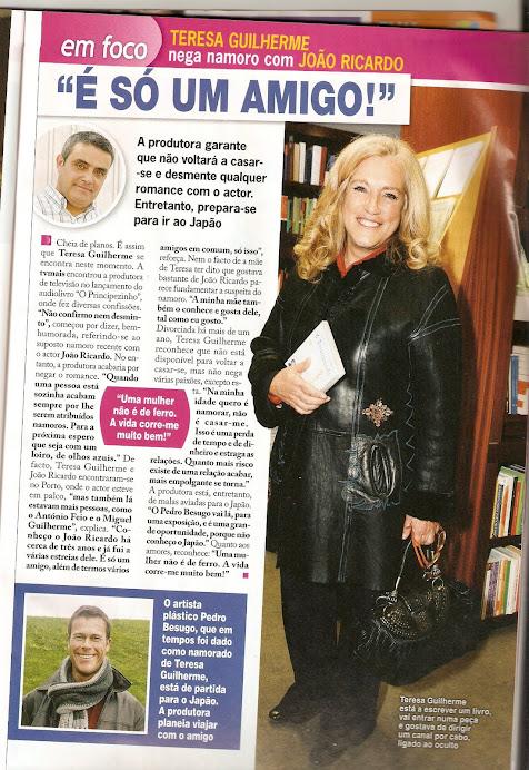 Artigo Revista TVMais