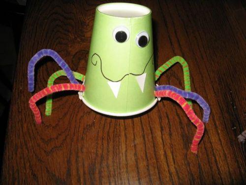 Preschool Crafts for Kids Halloween Craft Kindergarten Easy