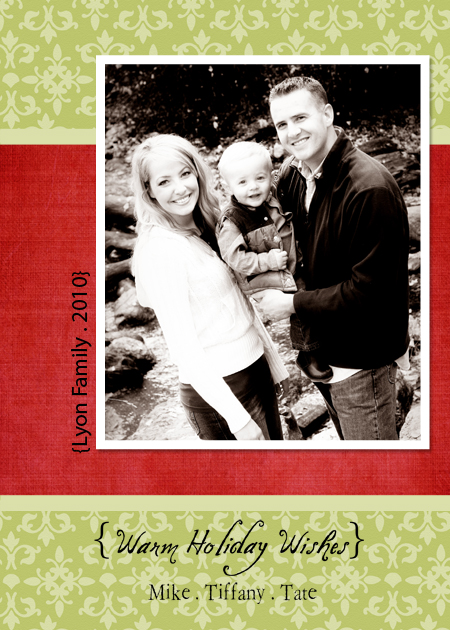 My delicious ambiguity free christmas photo card templates