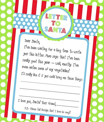 Letters From Santa: