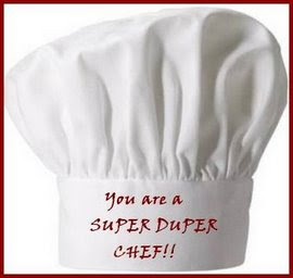 super chef award