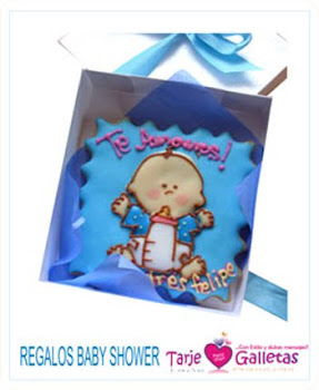 BABY SHOWER, REGALOS, RECORDATORIOS...