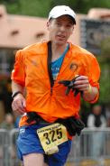 2008 Pikes Peak Marathon Manitou Springs, CO.