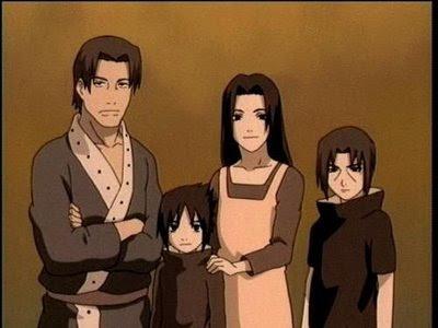 Nitashi Uchiha Familia+uchiha