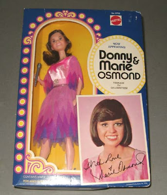 Marie Osmond Doll  barbie doll figure
