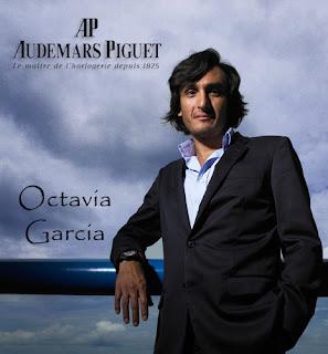 Octavia Garcia - Audemars Piguet - lead watch designer