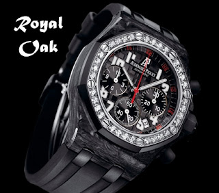 Royal Oak - Audemars Piguet - Octavia Garcia