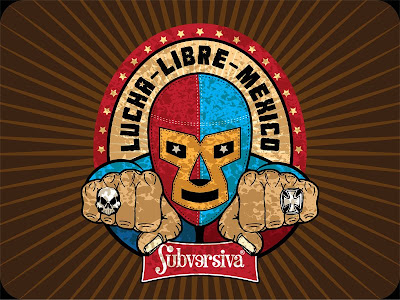 mexican wrestling cake inspiration on Pinterest | Lucha ...