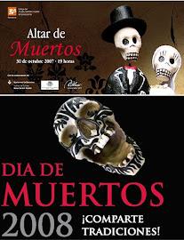 Altares de Muertos en el Barbier-Mueller