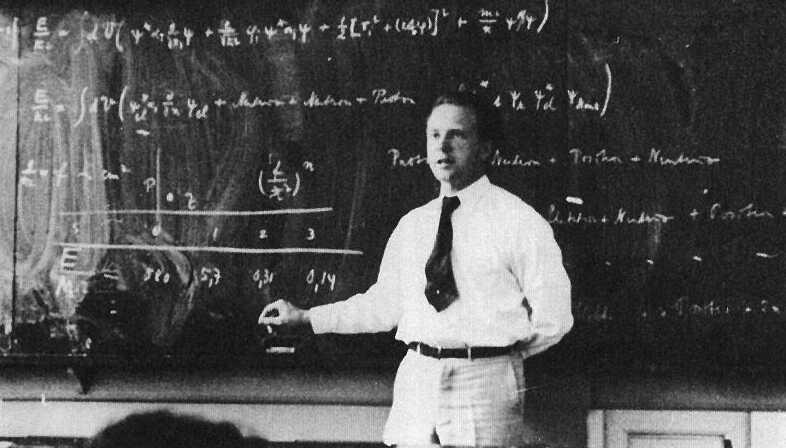 Teoria da relatividade formula