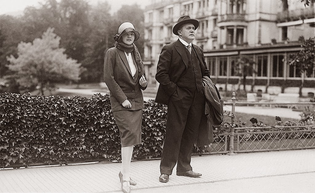 Weimar Max And Quappi Beckmann