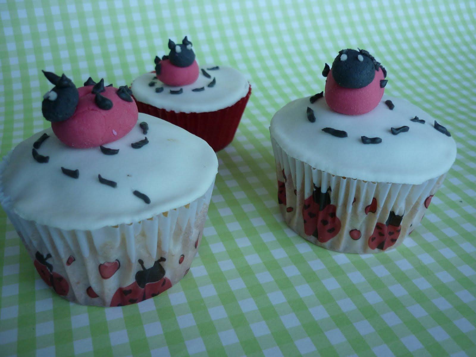Nain´s Cupcakes & Cookies: Vaquitas de San Antonio