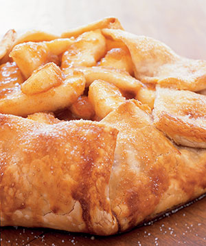 Sweet Bliss Baked Goods: Rustic Apple Tart