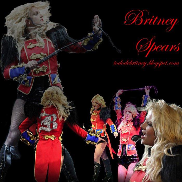 Todo de Britney Spears!