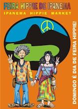 Site da Feira Hippie de Ipanema