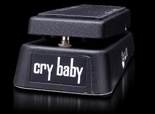Rock In Pira Modificando O Cry Baby Gcb 95 Dunlop