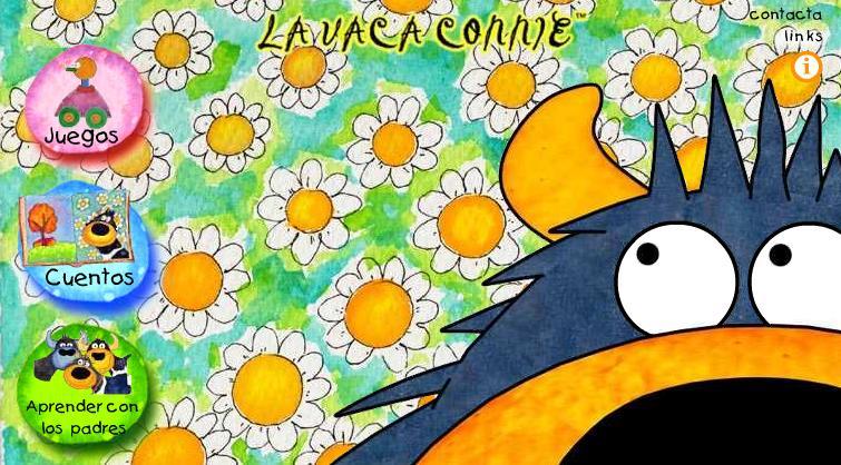 http://www.lavacaconnie.com/connie_cast/home.htm