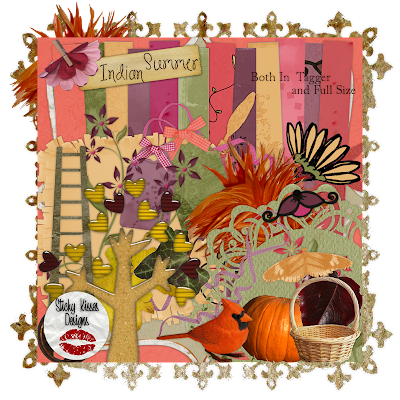 http://stickykissesdesigns.blogspot.com/2009/09/indian-summer-freebie-kit-gothic.html