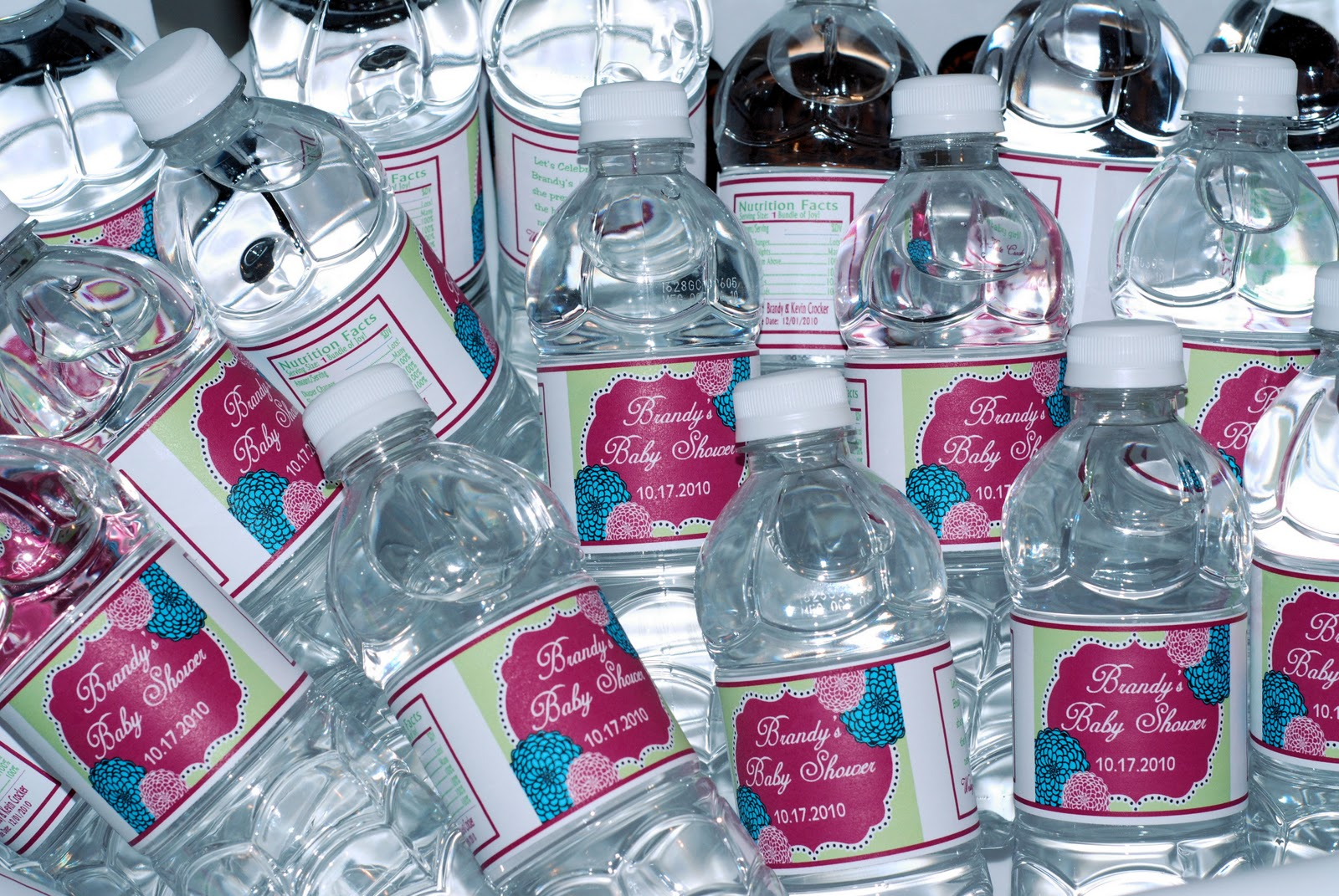 southern inspirations how to make water bottle labels With create bottle labels