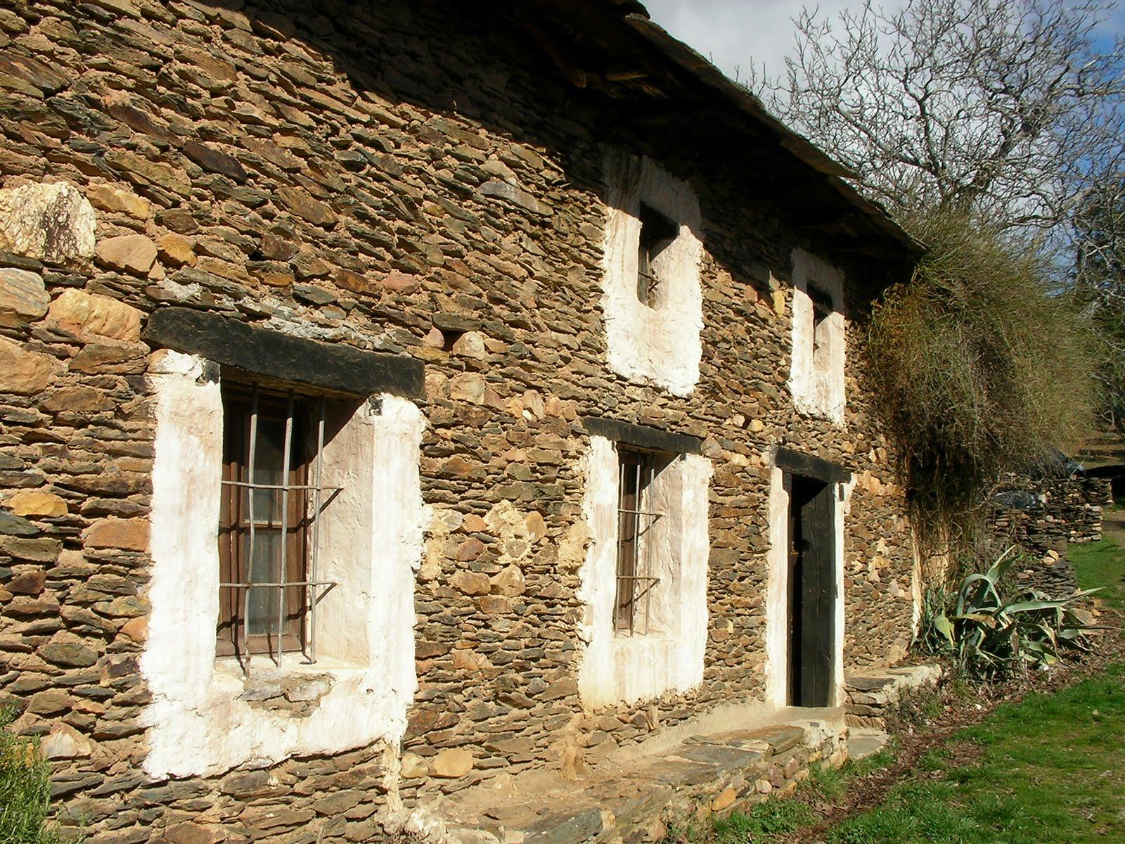 La vereda guadalajara la casa del secretario en la vereda - Casas de pueblo en guadalajara ...