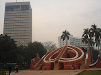 jantar mantar- delhi india- famous places in india