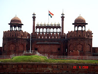 red fort-lal qila-delhi india-tourism places in india
