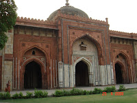 Purana qila or old fort-delhi india-famous places in India