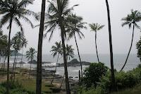 vagator beach- beaches in goa-travelling to india