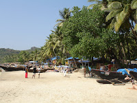 palolem beach- beaches in goa- travelling to india
