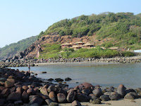 palolem beach- goa beach-famous places in india