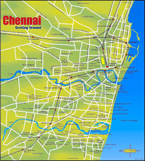 Chennai vacation- tourism places in India