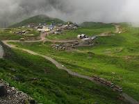 Rohtang pass- Manali India- Famous places in India
