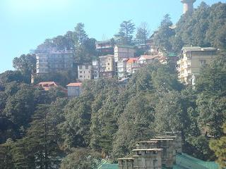 Shimla india-Shimla travel- shimla vacation, famous places in India