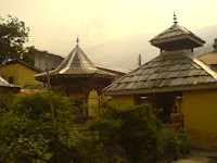 kullu india- raghunath temple- famous places in india