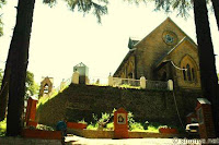 St. francis church- dalhousie himachal -famous places in india