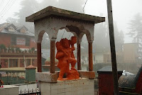 Bhagsunath temple- Dharamshala Himachal- Tourism places in India