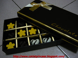 18 pcs choc in exclusive box