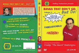 Bank Pool DVDs vols.1 & 2