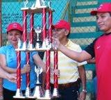 Inauguran XXX Liga Campechana de Beis en Calkiní. 7-octubre-2010.