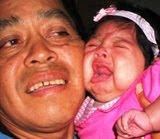 Por frío enferman niños en norte de entidad Campechana. 7-octubre-2010