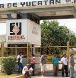 NO PAGA AgUINALDO Siderúrgica de Yucatán a Obreros de Mérida, Yucatán. 19enero2011.