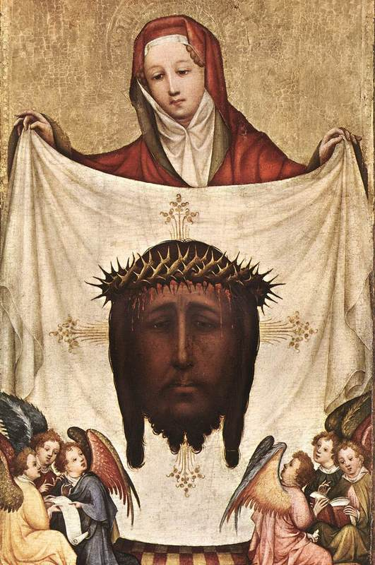 Novena in Honor  of the <br>  Most Holy Face of Jesus