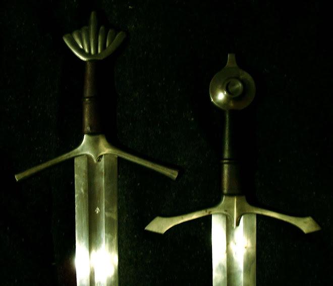 15th century West Highland swords