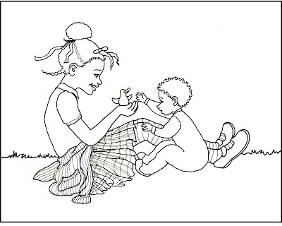 free cultural coloring pages - photo#45