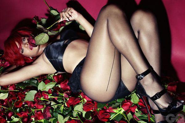 Rihanna GQ Photoshoot